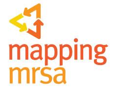 Mapping MRSA